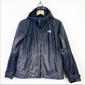 The North Face Hyvent Zip Up Puffer Jacket Coat M